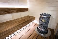 IKI Pillar badstuovn 9 kW