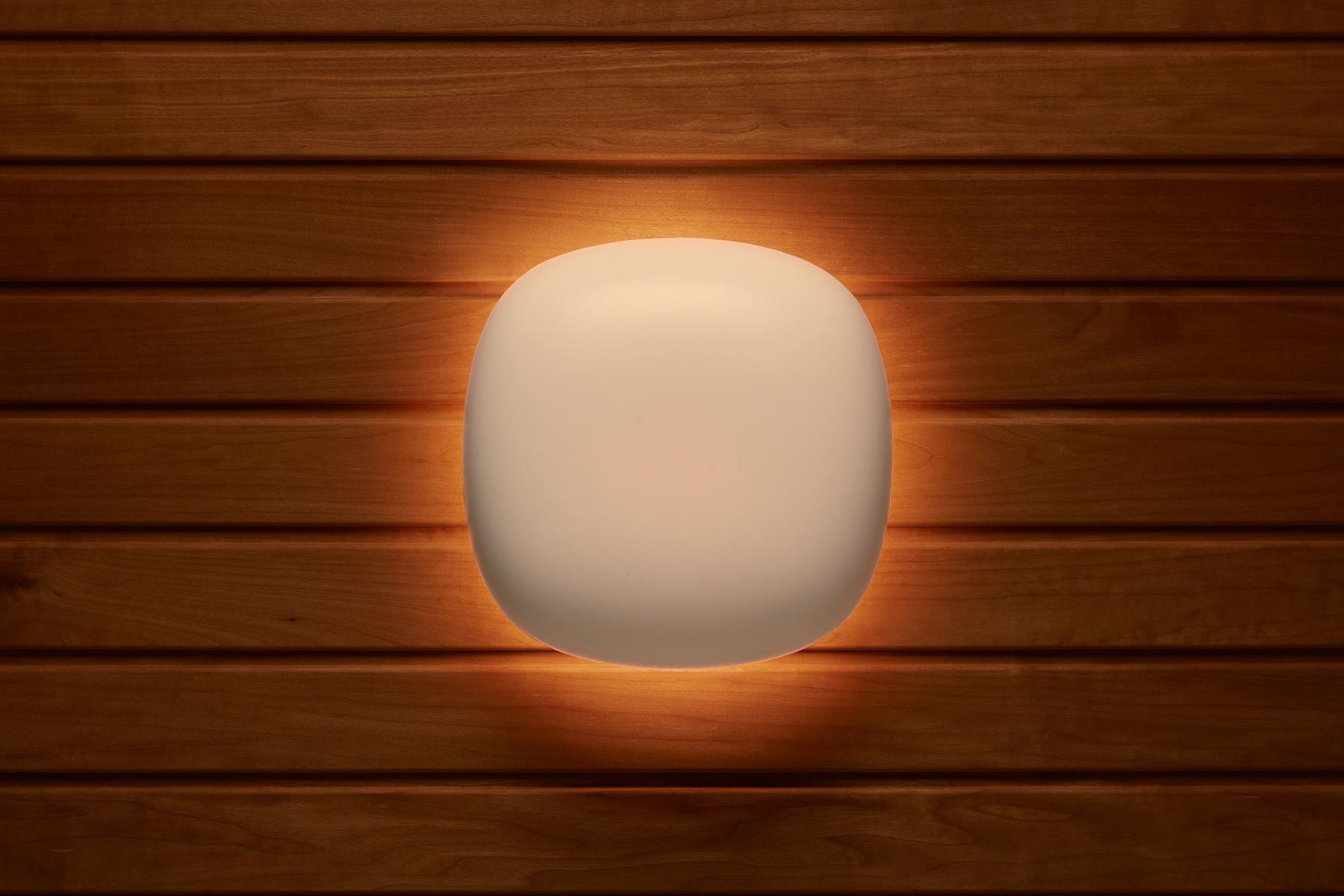 Badstubelysning Löyly lampe