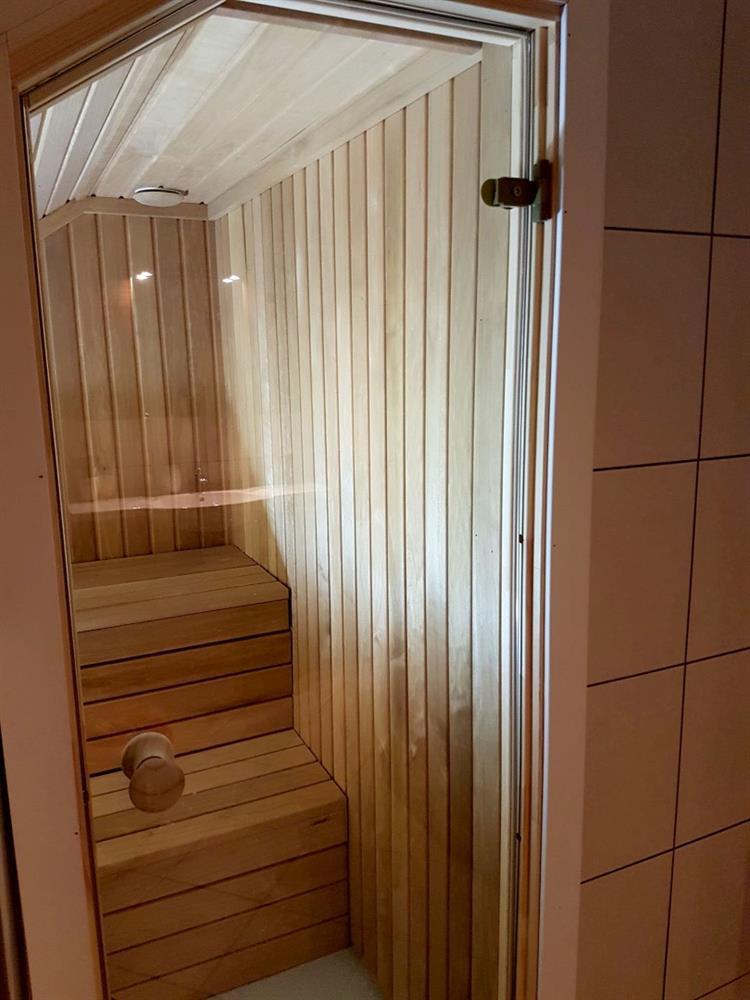 Plassbygget badstue