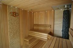 Panel varmebehandlet or - badstue